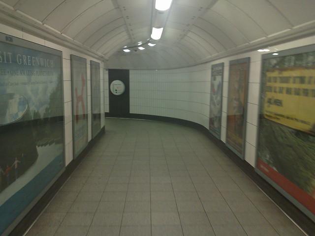An Empty Corridor, 18:00