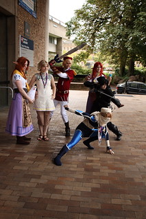 Zelda Cosplayers