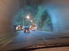 Pali Highway Tunnels