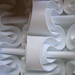 Paper Sculpture: Curves Iterated by polyscene