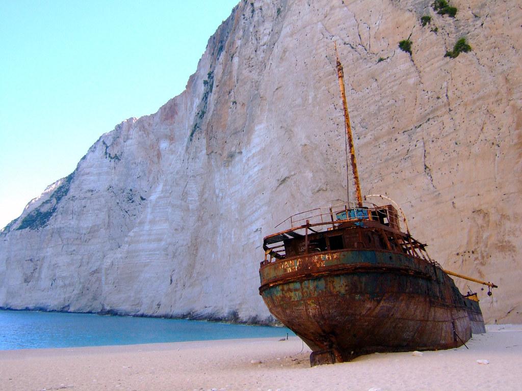 Shipwreck at Navagio