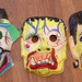 Halloween Masks by toyranch