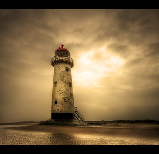 Point of Ayr..