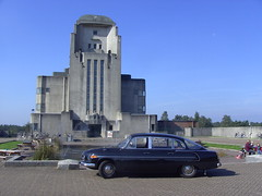 Tatra Register Nederland, Arnhem 2008