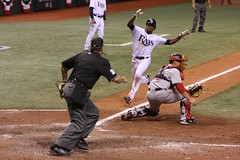 ALCS Game 2 Tampa Bay Rays Red Sox 2008/10/11