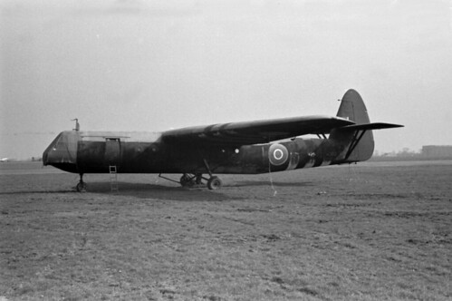 Horsa Glider with Doc Nugent 02