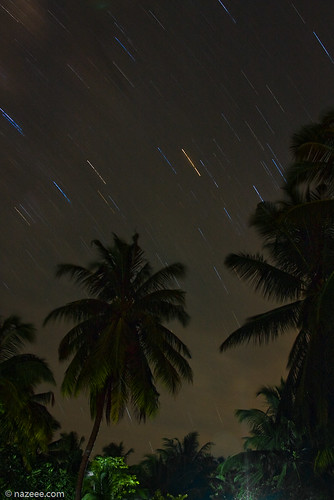Star Trails at Baarah