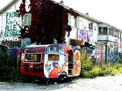 Art de rue - Street art