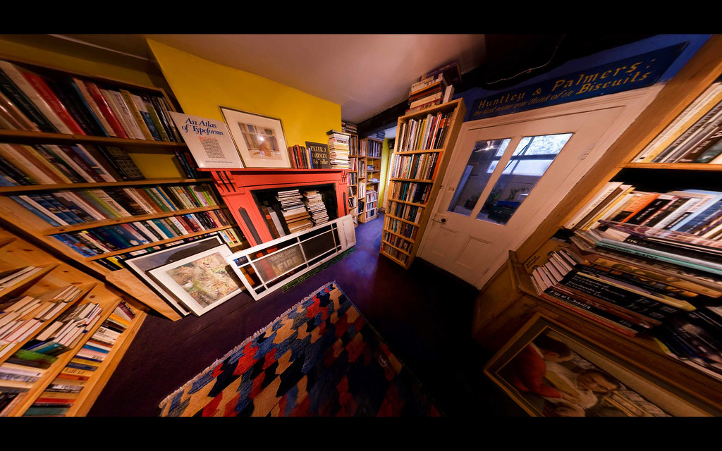 bookshop's back room