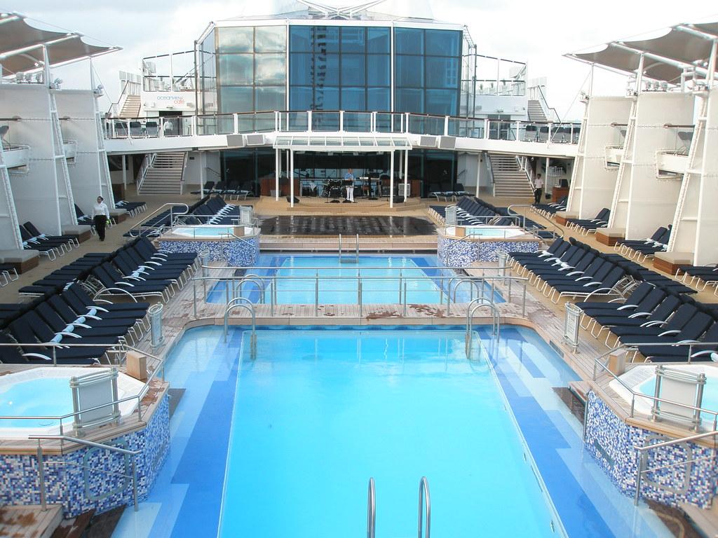 Solstice Pool Deck