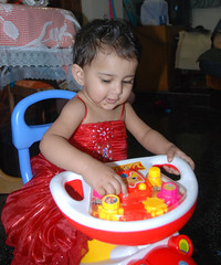 Marziya Shakir First Birthday by firoze shakir photographerno1