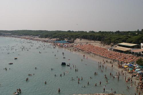 Torre Dell'orso - Spiaggia