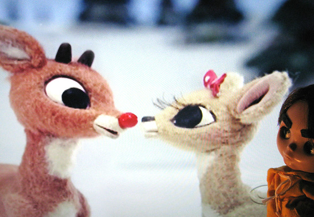 Rudolph and Clarice ha...