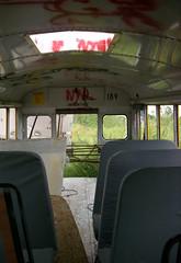 Staging Area - School Bus - Rear Seats Alternate