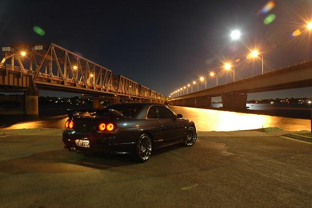 Nissan R33 GT-R 2