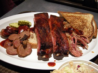 The Friday Night Special at Oklahoma Joe's BBQ
