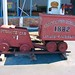 Small photo of Dynamite mining Car in Ludlow