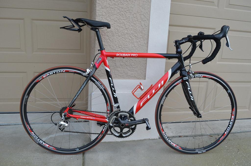 fuji roubaix pro tampa bike trader