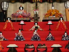 Japanese Doll Festival, Girls' Day: Hinamatsuri;ひな祭り、京都
