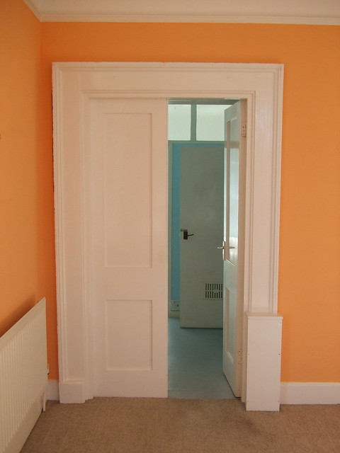 Double Doors To Bathroom Admiralty House Flickr Photo Sharing