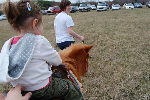 horse easter pony pistol lwbc
