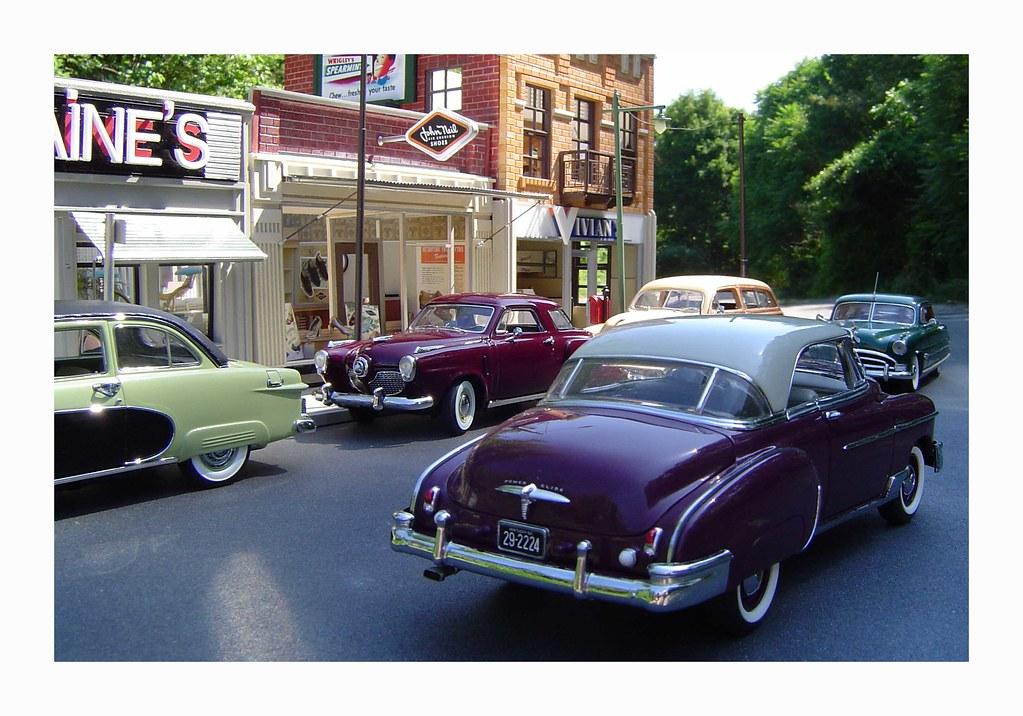 East Main Street-1951