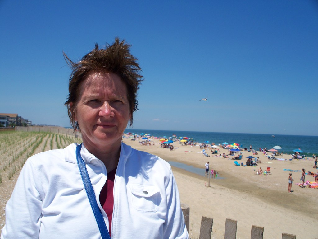 Ethel at Bethany Beach
