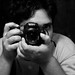 a100 + minolta 50/1.7 and me by juand_k
