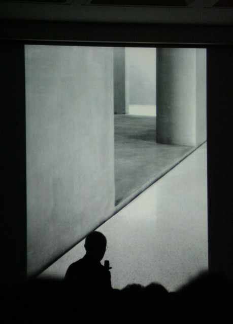 Zumthor_Conference_Rome_2