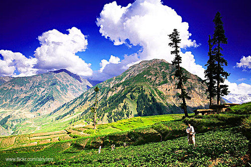 Lalazar, Naran valley - Pakistan