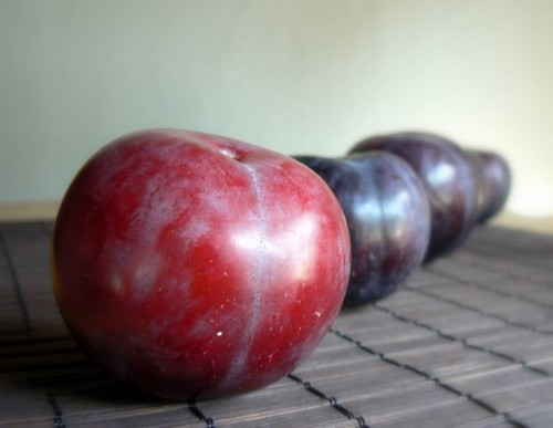 Tuesdays with Dorie: Dimply Plum Cake | Explore Rachelle @ M ...