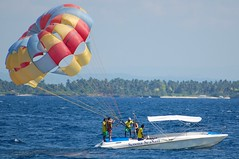 surface water sports, vehicle, sports, parasailing, windsports, extreme sport, water sport,