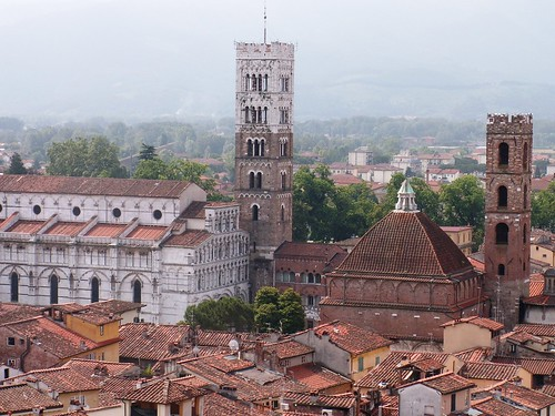 The view from Torre delle Ore II
