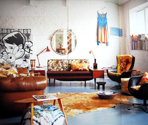 interiors i could live in: Emily Chalmers' loft