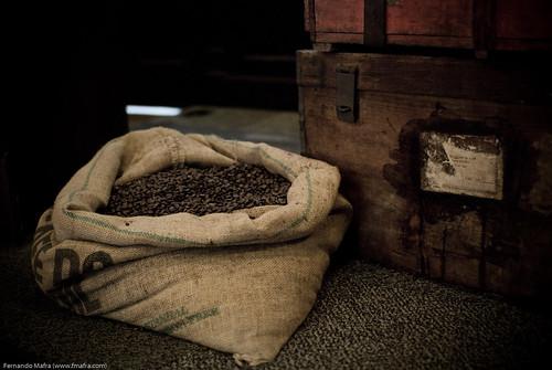 Król, piraci i kawa