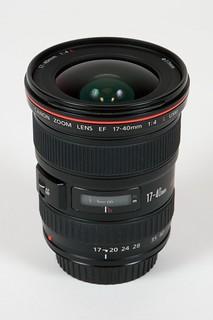 Canon EF 17-40 / 4L USM