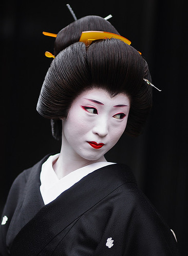 Portrait by momoyama