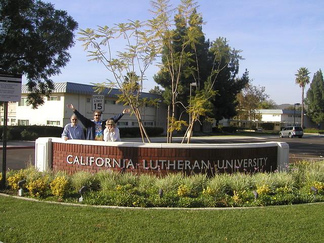 California Lutheran University Flickr Photo Sharing