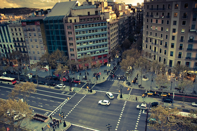 Barcelona by Jsome1, on Flickr