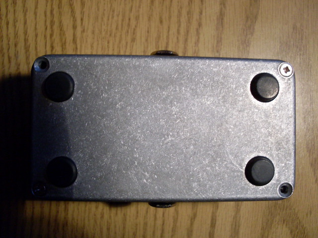 Photo:LPB-1 Bottom Plate By Roadside Guitars