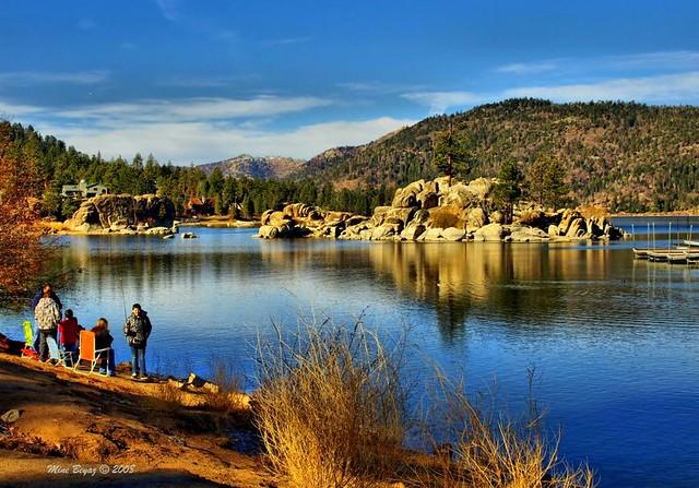 Big bear lake fishing flickr photo sharing for Fishing in big bear