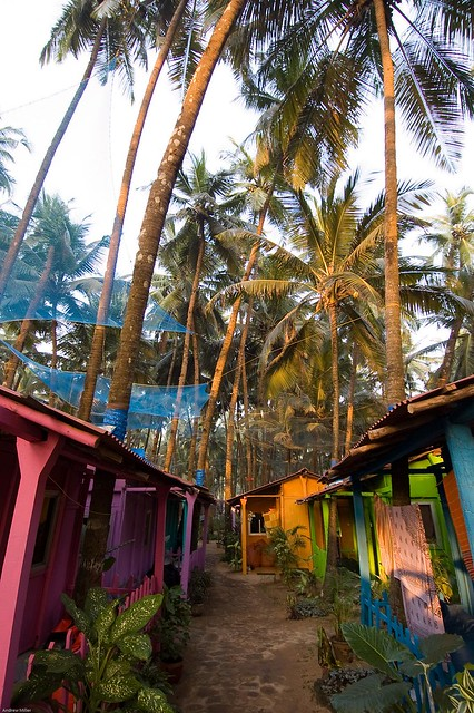 Palolem Beach Huts Booking