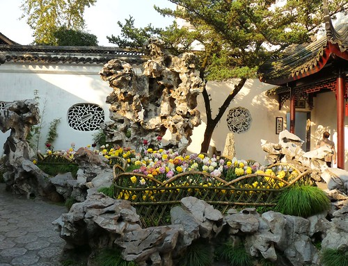Travel By Photo Lion Grove Garden Suzhou China