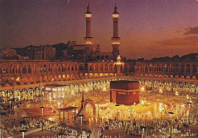 Mecca - Saudi Arabia