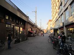 Pedestrian street, Berlin