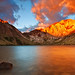 Convict Gold - Convict Lake, Eastern Sierra Nevada, California by david.richter