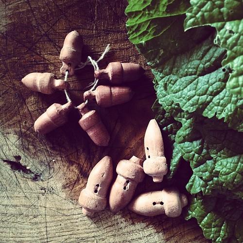 Quase #bolotas #botões
