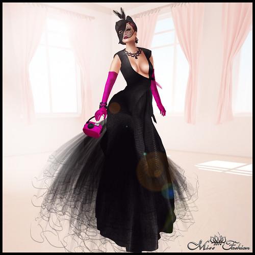 Miss Fashion 2014 - Round 3 - Caprycia Resident by Caprycia ♕VeraWangMF2014♕