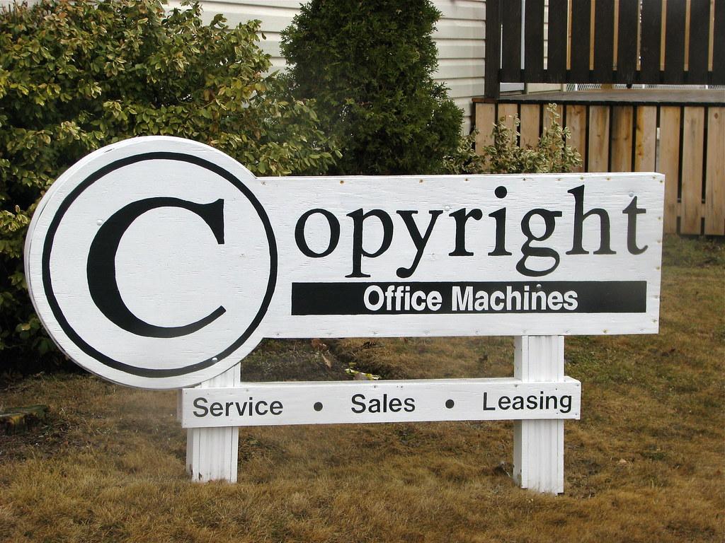 Copyright?