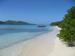 Culebrita Beach